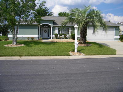 Dunnellon Single Family Home For Sale: 11539 SW 139th Place
