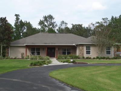 Ocala Single Family Home For Sale: 8265 N 76th Lane