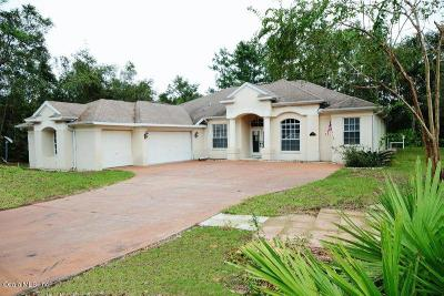 Dunnellon Single Family Home For Sale: 10071 N Natchez Loop