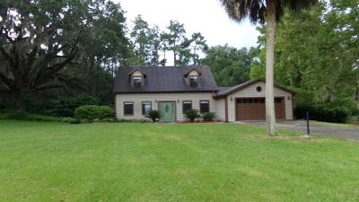 Ocala Single Family Home For Sale: 1410 SW 23 Place