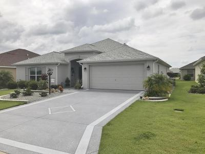 The Villages Single Family Home For Sale: 3290 Boardroom Trail