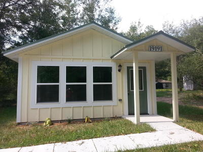 Dunnellon Single Family Home For Sale: 19191 St George Drive