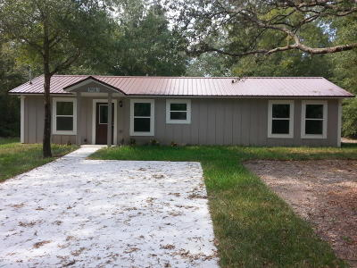 Dunnellon Single Family Home For Sale: 19183 St George Drive