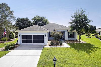 Summerfield Single Family Home For Sale: 12321 SE 91 Avenue