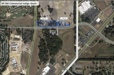 Ocala Residential Lots & Land For Sale: 7985-2 SW 90th Street