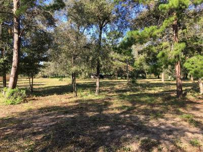 Residential Lots & Land For Sale: 5470 NE 132nd Court
