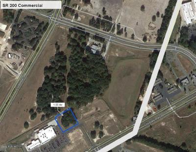 Ocala Residential Lots & Land For Sale: 0000-2 SW Sr 200