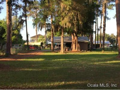 Ocklawaha Single Family Home Pending-Continue to Show: 13850 SE 124th Street