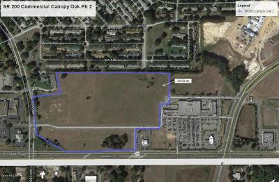 Ocala Residential Lots & Land For Sale: SW Highway 200