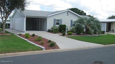 The Villages Single Family Home For Sale: 724 Prado Drive