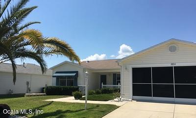 The Villages Single Family Home For Sale: 1824 Captiva Court