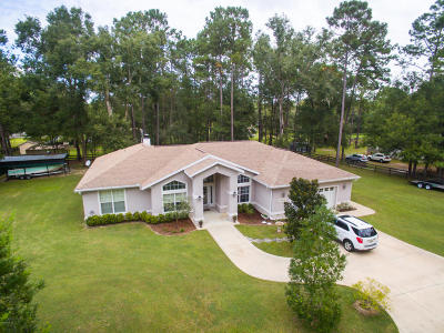 Ocala Farm For Sale: 13945 W Highway 328