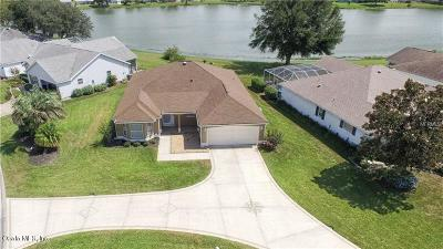 The Villages Single Family Home For Sale: 967 Luna Lane