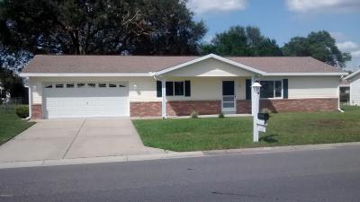 Summerfield FL Single Family Home For Sale: $124,900