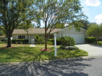 Dunnellon Single Family Home For Sale: 11352 SW 139th Street