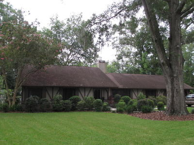 Ocala Single Family Home For Sale: 2536 SE 16th Street