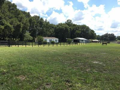 Williston Farm For Sale: 4750 NE 147th Court