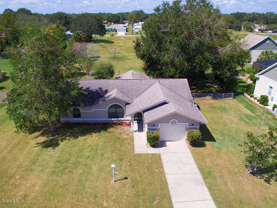 Summerfield Single Family Home For Sale: 14444 SE 97 Terrace