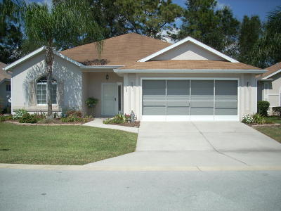 Lake County, Marion County Single Family Home For Sale: 5923 NW 27th Place