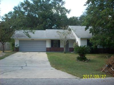 Belleview Single Family Home For Sale: 12198 SE 97th Court
