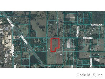 Ocala Residential Lots & Land For Sale: NW 97th Place
