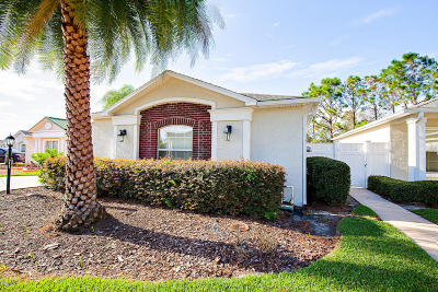 The Villages Condo/Townhouse For Sale: 2897 Meadow Lawn Lane