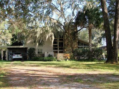 Ocala Farm For Sale: 9420 NW 125th Avenue