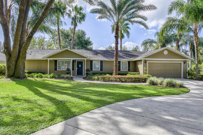 Summerfield FL Single Family Home For Sale: $650,000