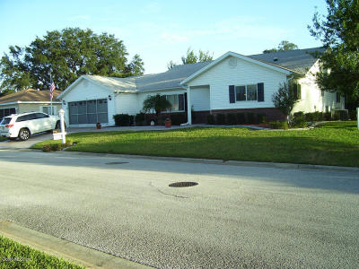 Spruce Creek So Single Family Home For Sale: 9488 SE 174 Loop