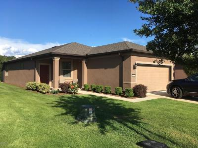 Ocala Single Family Home For Sale: 7283 SW 91st Court