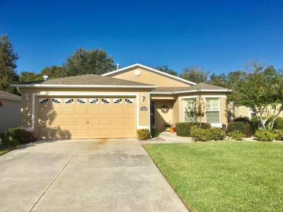 Single Family Home For Sale: 15849 SW 13th Circle