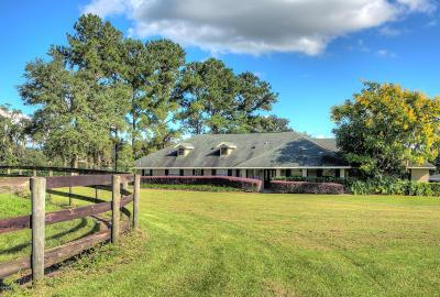 Reddick Farm For Sale: 8778 NW 130th Street