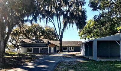 Marion County Single Family Home For Sale: 12970 E Highway 25