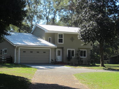 Ocala Single Family Home For Sale: 14 Wintergreen Way