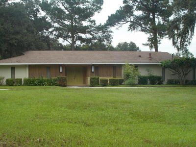 Ocala Single Family Home For Sale: 5293 NW 76th Court