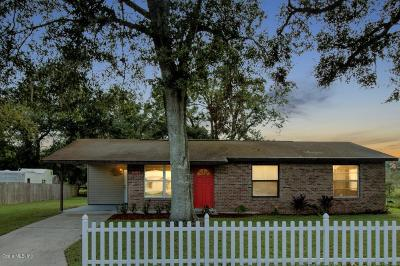 Summerfield Single Family Home For Sale: 14249 SE 51 Avenue