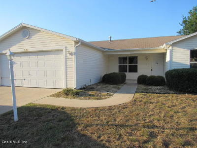 Lady Lake Single Family Home For Sale: 1316 Ballesteros Drive