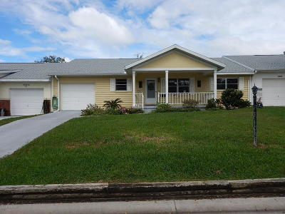 Ocala Single Family Home For Sale: 8883 SW 94th Lane #D