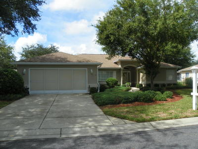 Dunnellon Single Family Home For Sale: 14349 SW 115 Circle