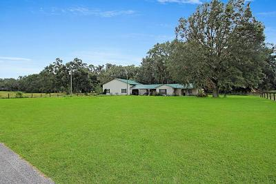 Williston Farm For Sale: 18330 NE 5 Place