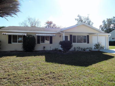 Ocala Single Family Home For Sale: 8942 SW 109th Lane