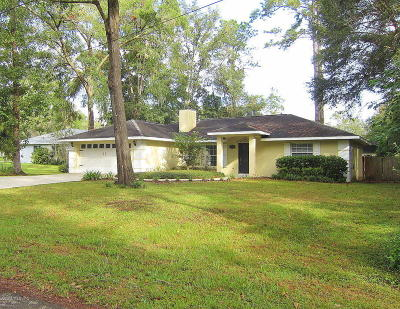 Belleview Single Family Home For Sale: 5881 SE 126 Lane