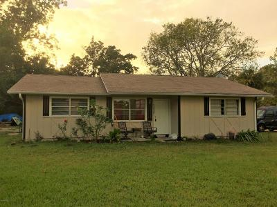 Ocala Single Family Home For Sale: 1620 NW 1st Avenue