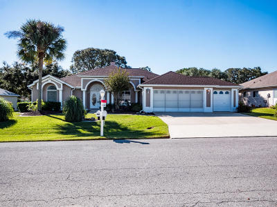 Lake County, Marion County Single Family Home For Sale: 5248 NW 20th Place
