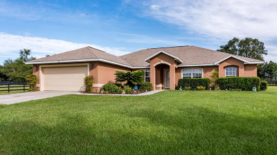 Ocala Farm For Sale: 525 NW 82nd Court