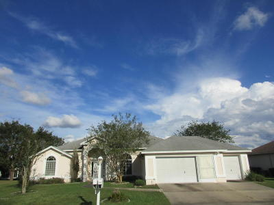 Ocala Single Family Home For Sale: 1851 NW 55th Ave Road