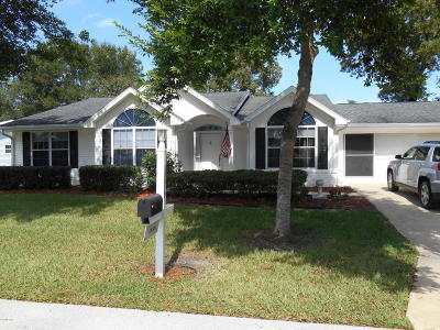 Ocala Single Family Home For Sale: 10819 SW 83rd Avenue