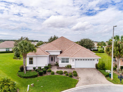 Ocala Single Family Home For Sale: 8426 SW 84th Loop