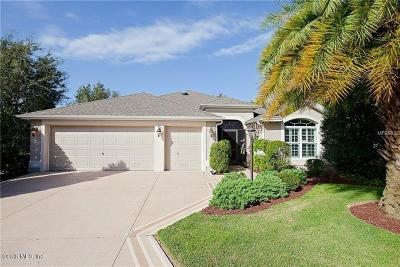 The Villages Single Family Home For Sale: 2207 Triggerfish