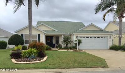 The Villages Single Family Home For Sale: 3025 Sandy Lane